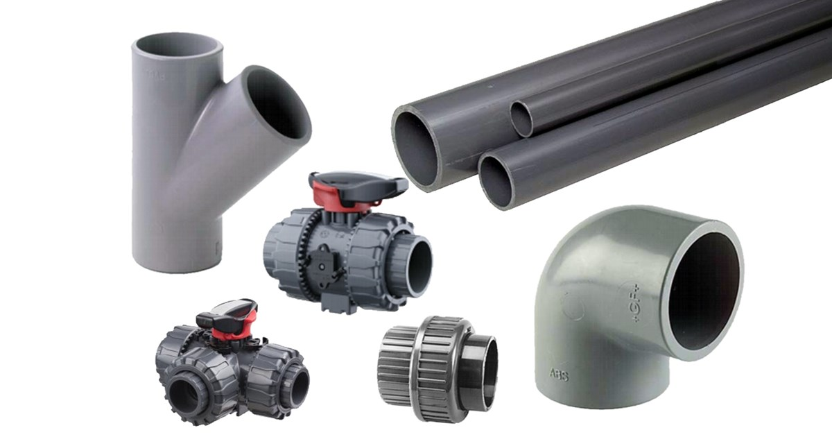 PVC/ABS Industrial Pipe Systems