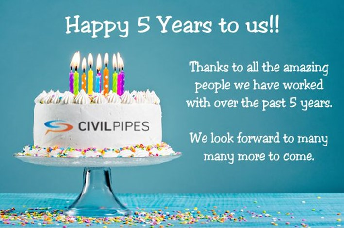 Civilpipes It S Our Birthday Month