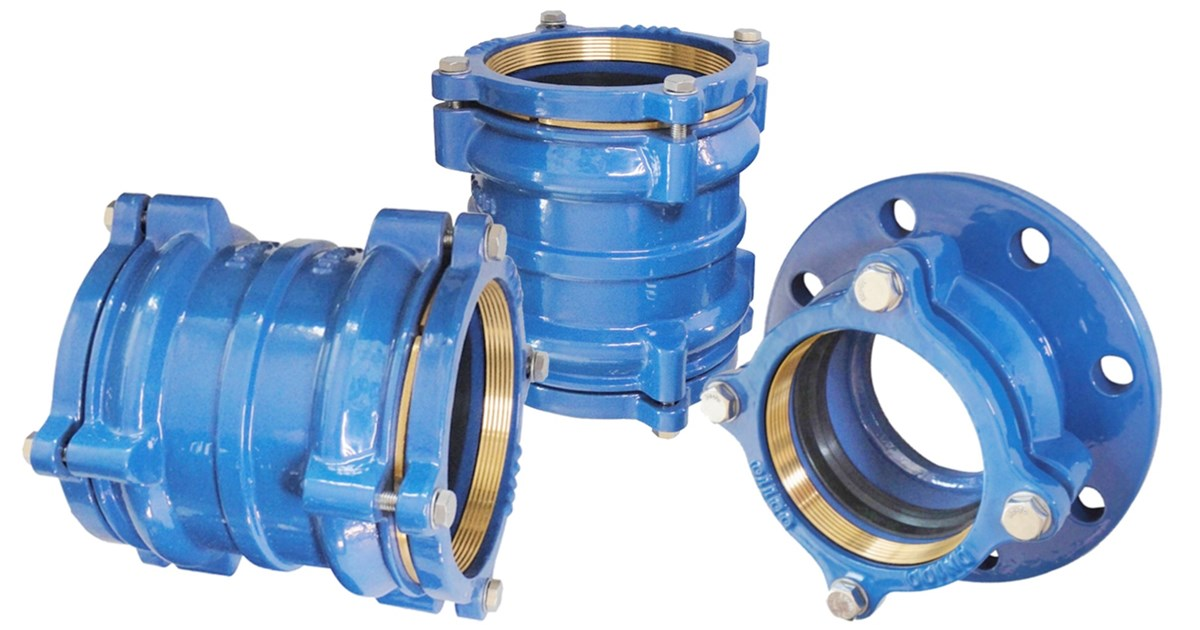PE Restraint Couplings