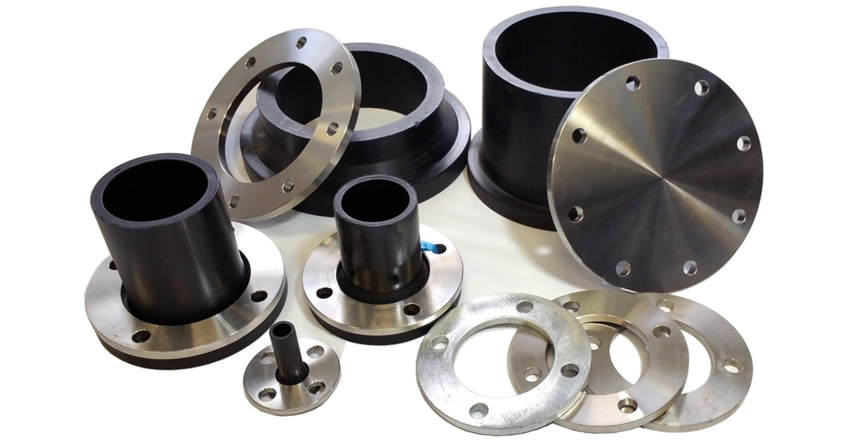 PE Stub Flanges & Rings